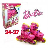Barbie Ayarlı Paten M (34 37)