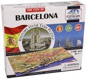 4d Barcelona Dc Skyline Time Puzzle