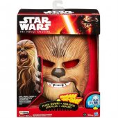 Star Wars Chewbacca Elektronik Maske