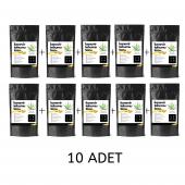 Vegovego Kenevir Protein Tozu Koenzim Muzlu 10 Adet