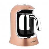 Korkmaz A860 Kahvekolik Rosegold Kahve Makinesi