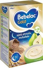 Bebelac Gold Sütlü Armutlu Muhallebi 250 Gr Kaşık Maması Skt 01 2020