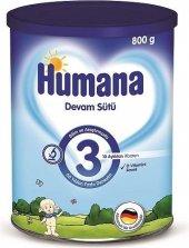 Humana 3 Devam Sütü 800 Gr