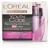 Loreal Paris Dermo Expertıse Youth Code Anti Wrinkle Day Cream (G