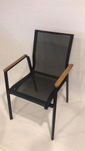 Fileli Bahçe Sandalyesi