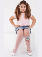 Daymod Duru Mikro Çocuk Külotlu Çorap