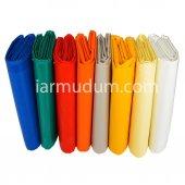 (14 Mt X 65 Cm) Ebatlı Pvc Polyester Balkon Brandası En 65cm 43