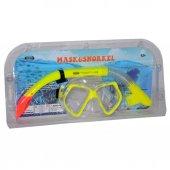 1121b Vak.gözlük Şnorkel Set