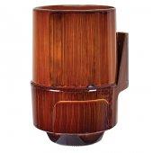 Palex 3458 A İçten Çekme Havlu Dispenseri Ahşap