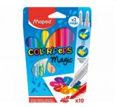 Maped Color Peps Magic Keçeli Kalem 10 Lu