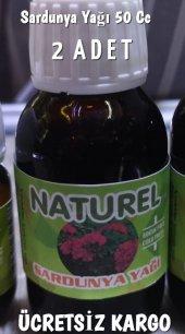 Naturel Sardunya Yağı 50 Cc 2 Adet Ücretsiz Kargo