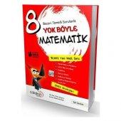 çalışkan 8. Sınıf Yok Böyle Matematik 2019