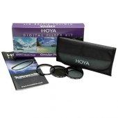 Hoya 49mm Kit 2 Dijital Slim Filtre Seti