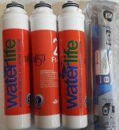 Waterlife Orjinal Filtre 4 Lü Bakım Seti (Lg Chem Membranlı)