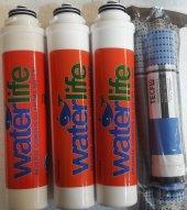 Waterlife Orjinal Filtre 4 Lü Bakım Seti (Tecflo Membranlı)