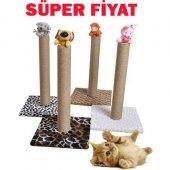 Kedi Tırmalama Tahtası 30x30x60 * Süper Fiyat *(Süpriz Hediyeli)