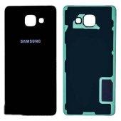Samsung Galaxy A3 2016 Arka Pil Kapağı Siyah