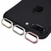 Apple İphone 7 8 Plus Metal Kamera Koruyucu Lens Koruma Ç.ç