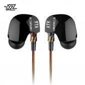 Kz Atr 3.5mm Çift Sürücülü Kablolu Mikrofonlu Kula...