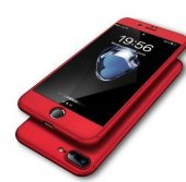 Apple İphone 6 6s 360 �derece Fit Tam Koruma Kılıf + Kırılmaz Ca