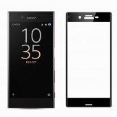 Sony Xperia Xz 5d 3d Kavisli Tamperli Kırılmaz Cam...
