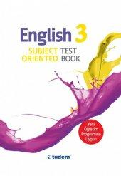 Tudem 3.sınıf Subject Oriented Test Book