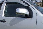 Nıssan Navara 2006 2015 Krom Ayna Kapağı Paslanmaz Çelik