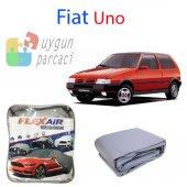 Fiat Uno Araca Özel Koruyucu Branda 4 Mevsim (A+ Kalite)