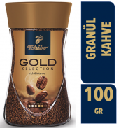 Tchibo Gold Selection Granül Kahve Cam Kavanoz 100...