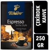 Tchibo Espresso Sicilia Style Çekirdek Kahve 250 G...