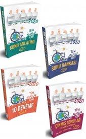 Yediiklim Yayınları 2020 Ekpss Tüm Adaylar İçin Hazırlık Seti