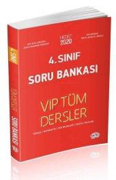 Editör Yayınları 4. Sınıf Tüm Dersler Soru Bankası Kırmızı Kitap