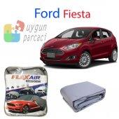 Ford Fiesta Araca Özel Koruyucu Branda 4 Mevsim (A+ Kalite)