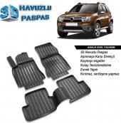Dacia Duster 3d Havuzlu Paspas 2009 Ve Sonrası A+plus