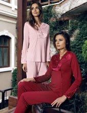 2 Li Penye Pijama Takımı 2020