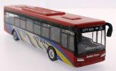 Kırmızı Metal Otobüs 632 27