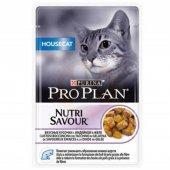Pro Plan Pouch Housecat Hindili Yaş Kedi Maması 85...