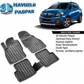 Opel Mokka 3d Havuzlu Paspas A+plus