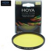 Hoya 58mm Y2 Pro Sarı Filtre