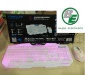 Friwol Kt 600 Backlıght Gsmes Mouse Keyboard İşikli Set (İng)