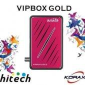 Korax Hitech Vipbox Gold Hd Uydu Alıcısı Vip Box Gold