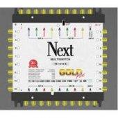 Next Multiswitch Ye 10 16 Kaskadlı Gold Plus