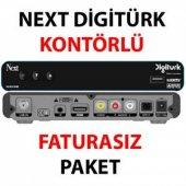 Next Hero Nx41010hd Kontörlü Digitürk Uyumlu Uydu Alıcı
