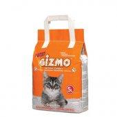 Gizmo Kedi Kumu İnce Taneli 5 Lt