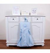 Maya Baby Collection Little Star Çamaşır Torbası Mavi