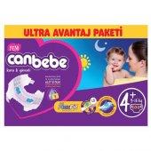 Canbebe Fırsat Paketı 4+ Numara 100 Adet