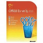 Microsoft Office Ev Ve İş 2010 Türkçe 32 64bit (Elektronik Lisans)