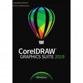 Corel Draw Graphics Suite 2019 Windows 1 Pc Education (Elektronik Lisans)
