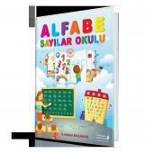 Alfabe Ve Sayılar Okulu Başaran Yayınları