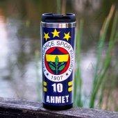 Kişiye Özel Fenerbahçe Tasarım Termos Bardak